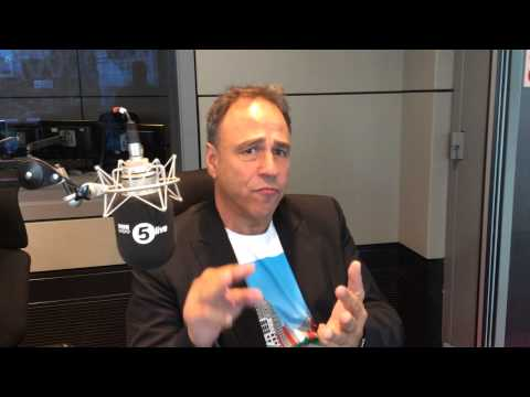 Six top writing tips from author Anthony Horowitz