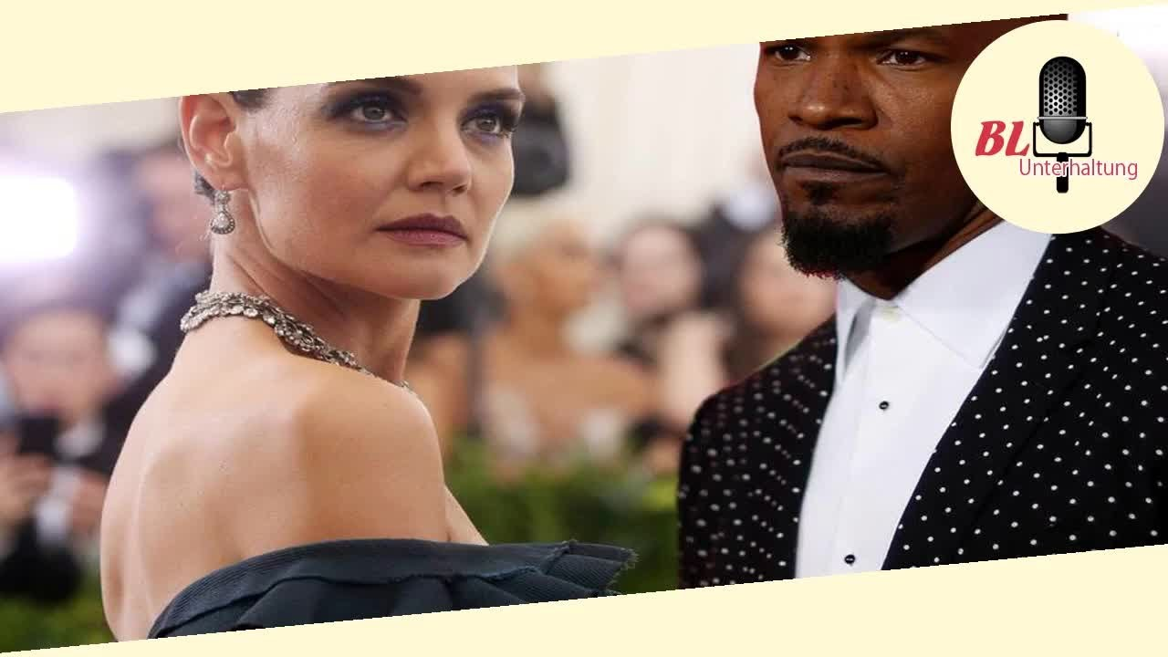 das passiert wenn man jamie foxx auf katie holmes anspricht youtube. Black Bedroom Furniture Sets. Home Design Ideas