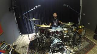 For a Long Time ''drum cover'' by Guner Ozalp