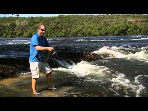 Robson Green Extreme Fishing Challenge Season 01 Episode 01 Part 2