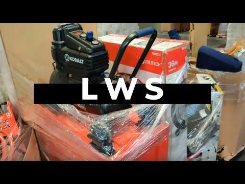 Cargas de Devoluciones de Clientes de Mejora del Hogar de LWS