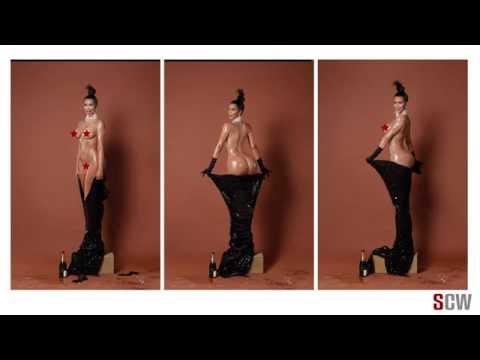 Kim kardashian sexy nude pictures