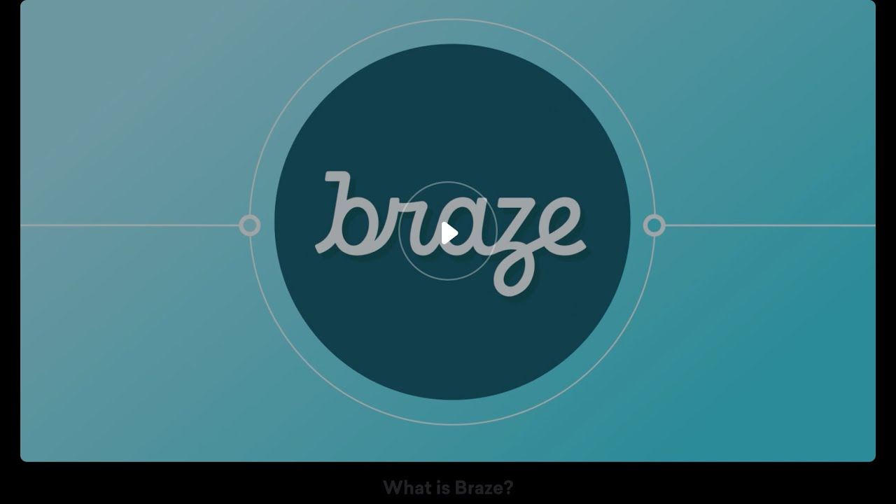 Download What is Braze?