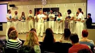Circle of Life: Grupo de Capoeira da Angola Istanbul at TEDxModaSalon 2014