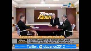 Ciro Gomes e Roberto Requião (Dupla explosiva)
