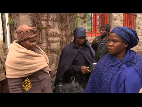 Marikana families grieve for loved ones