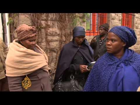 Marikana families grieve for loved ones