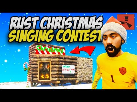 THE CHRISTMAS SINGING CONTEST! - Rust thumbnail