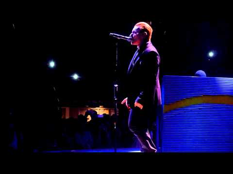 """U2 Performing """"Every Breaking Wave"""" Live @ SAP Center in San Jose CA on 05/18/2015"""
