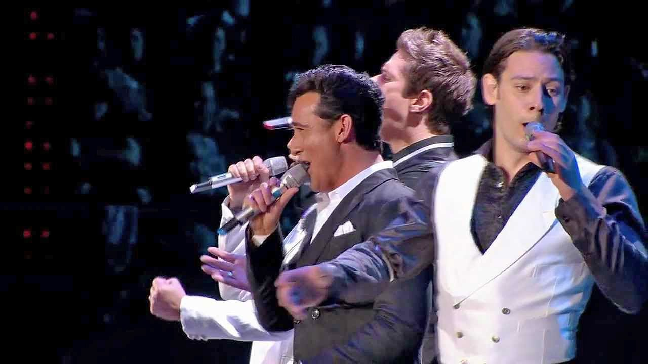 Unchained melody senza catene il divo youtube - Il divo unchained melody ...