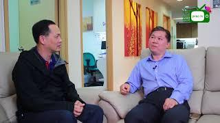 [心視台] 香港創健醫生 醫務總監 方陽醫生解答高端身體檢查更加徹底地發現腫瘤情況