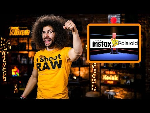 "MAJOR PHOTO FIGHT ""FUJI vs POLAROID"", 10 Nikon D5's Reach Space & Rent a HASSEY: Photo News Fix"