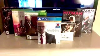 hitman 2016 ps4 review collection