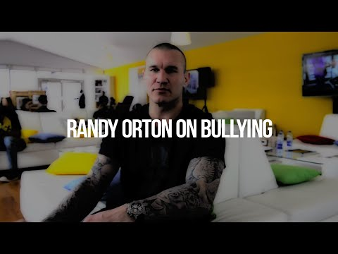 Randy Orton on How to Deal With Bullying
