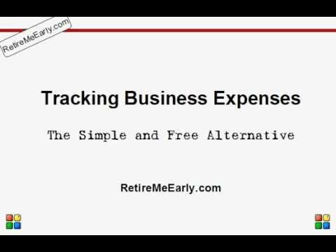 How to Track Home Based Business Expenses - YouTube - how to track business expenses