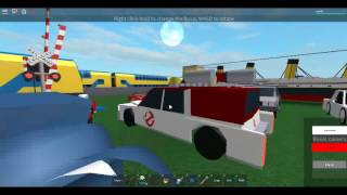 Roblox New Creation ~ Ecto-1 2016