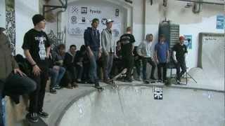 Bowl Team Jam in Skatehalle Mr. Wilson