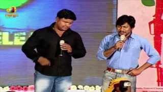 Basanti Audio Launch | Comedians Josh Ravi & Bhaskar Imitating Chiranjeevi & Mahesh Babu