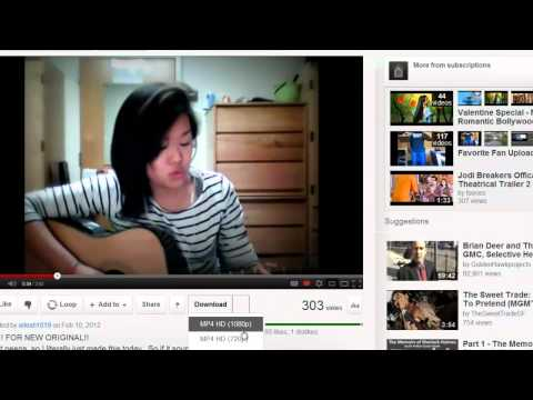 How to download videos and mp3's directly from youtube...