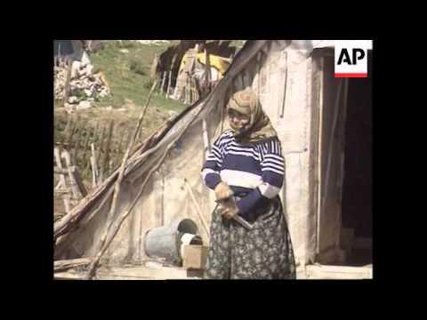 Bosnia - Remote villages
