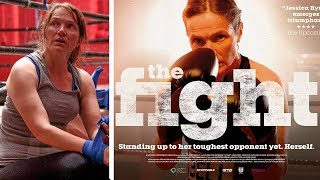 EXCLUSIVE: Jessica Hynes on THE FIGHT a movie that casts boxing as a vehicle for empowerment