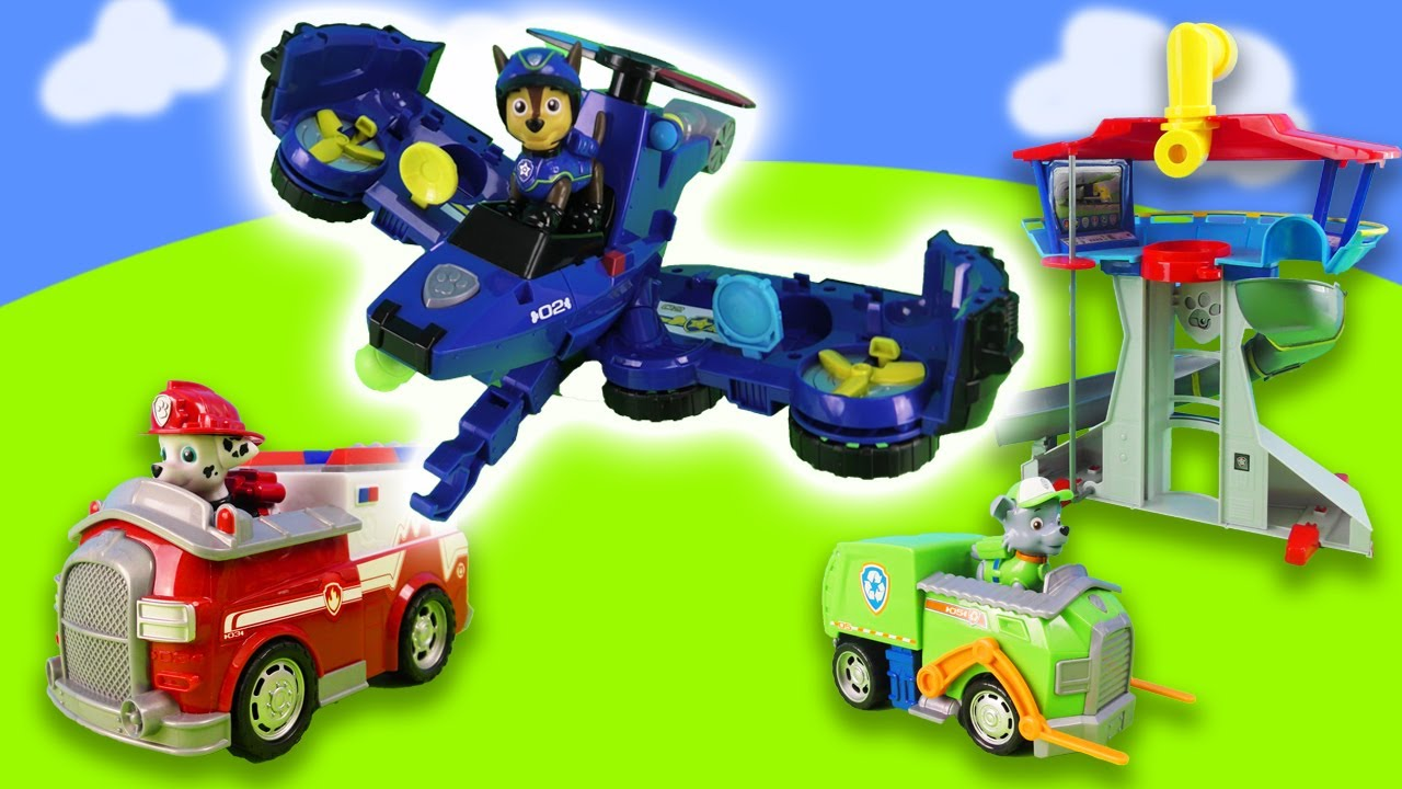 Paw Patrol Compilation: 1 Hour Fun, Adventures & Missions