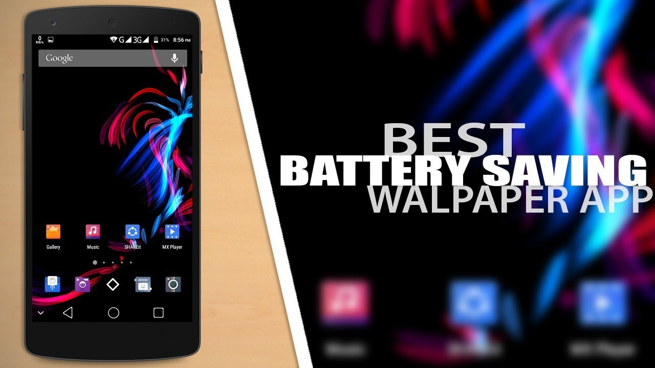Best Battery Saver Wallpaper App   Increase Your Battery ...