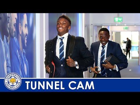 Tunnel Cam: Stoke City