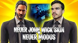 FORTNITE ACTION AVEC NEW JOHN WICK SKIN !! 😱🔥