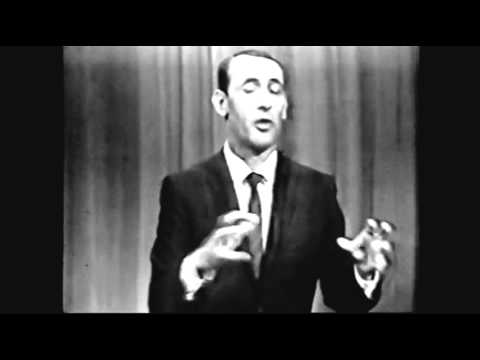 Joey Bishop Comedian 1960