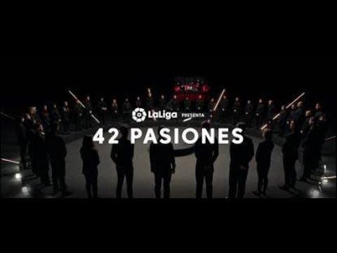 Experimento LaLiga. 42 pasiones