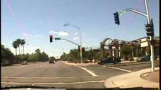 Driving through America 10 - Arriving in Scottsdale, AZ