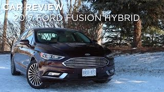 Car Review | 2017 Ford Fusion Hybrid | Driving.ca