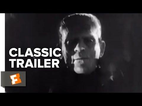 Bride of Frankenstein(1935) Official Trailer #1 - Boris Karloff Movie