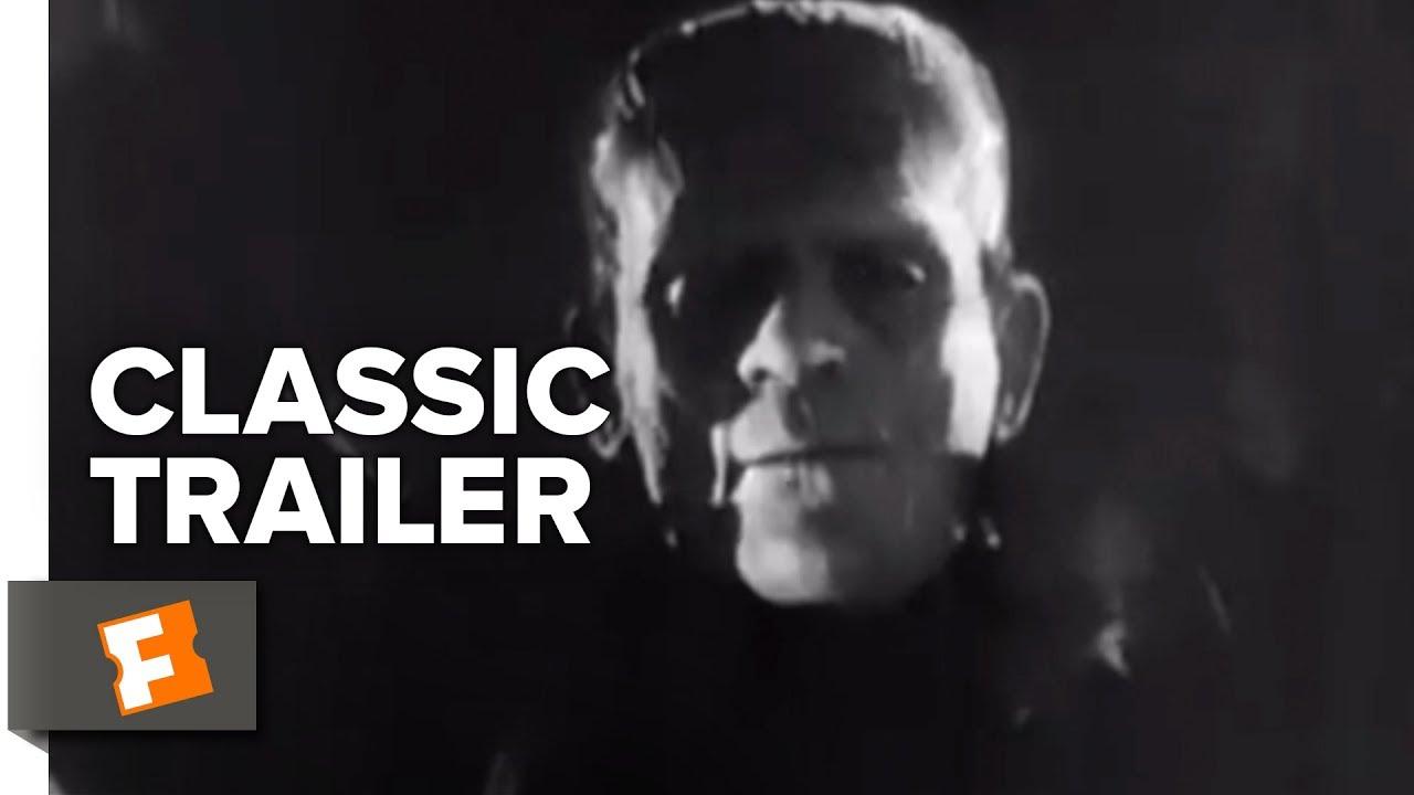 Download Bride of Frankenstein(1935) Official Trailer #1 - Boris Karloff Movie