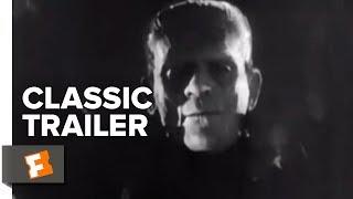 Bride of Frankenstein Official Trailer #1 - Boris Karloff Movie (1935) HD