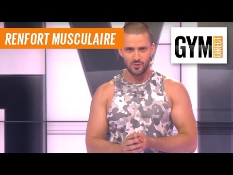 Jambes   Fessiers - Renforcement Musculaire - 214 - YouTube 045297015ff