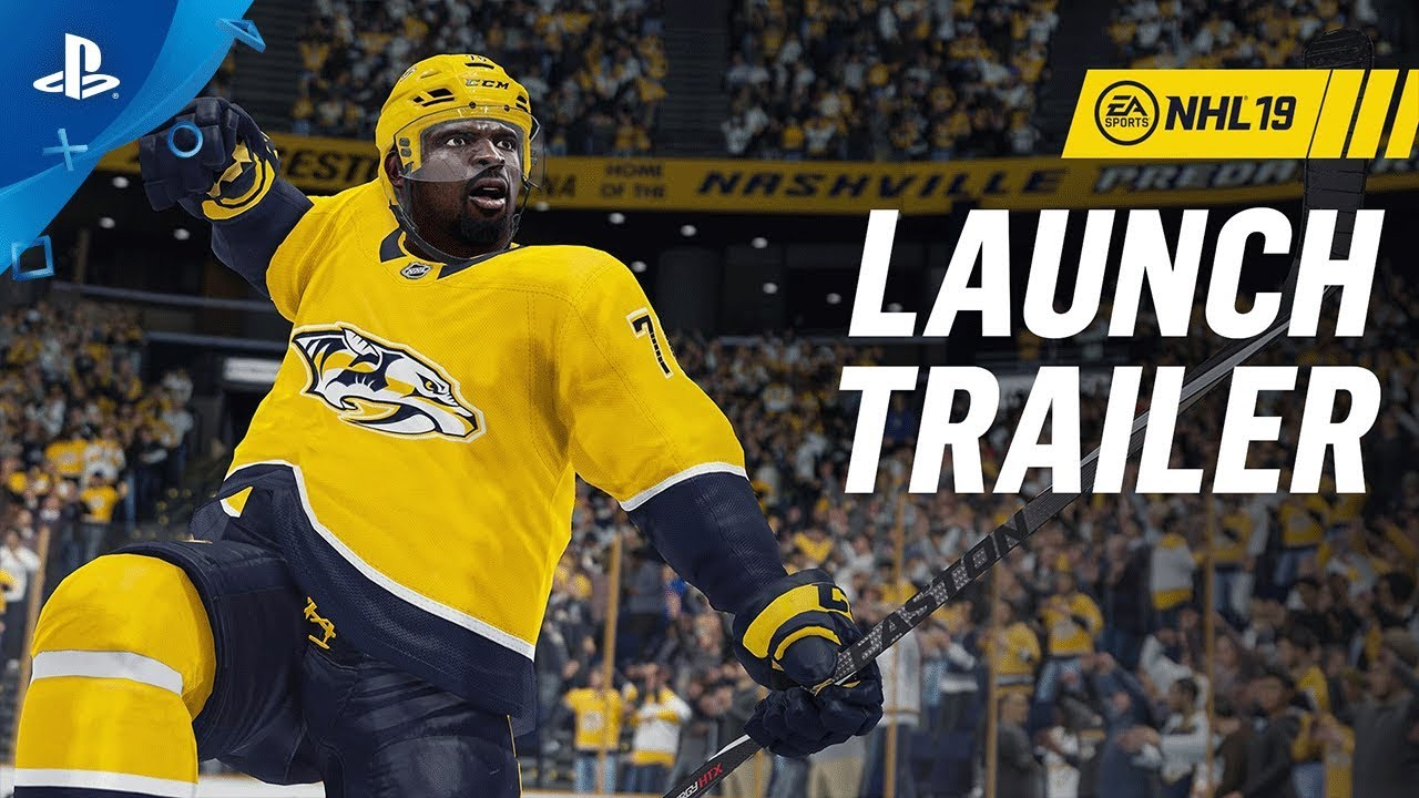 Nhl 19 Launch Trailer Ps4
