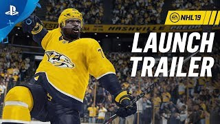 NHL 19 - Launch Trailer | PS4
