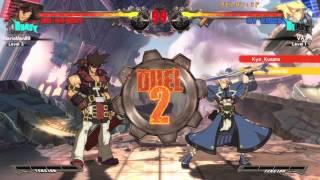 VA Online Matches - Guilty Gear Xrd Part 4 (1080p 60fps)