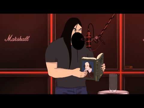 Nathan Explosion Reads Shakespeare 2