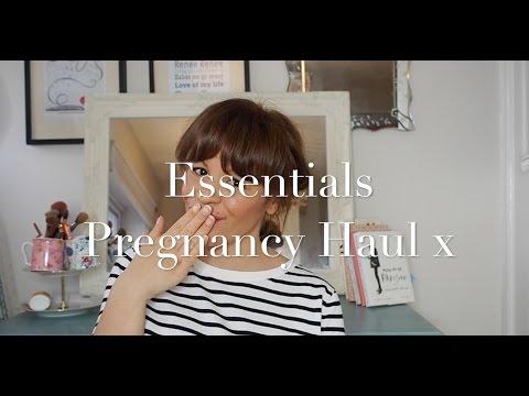Pregnancy Essentials Clothing Haul x