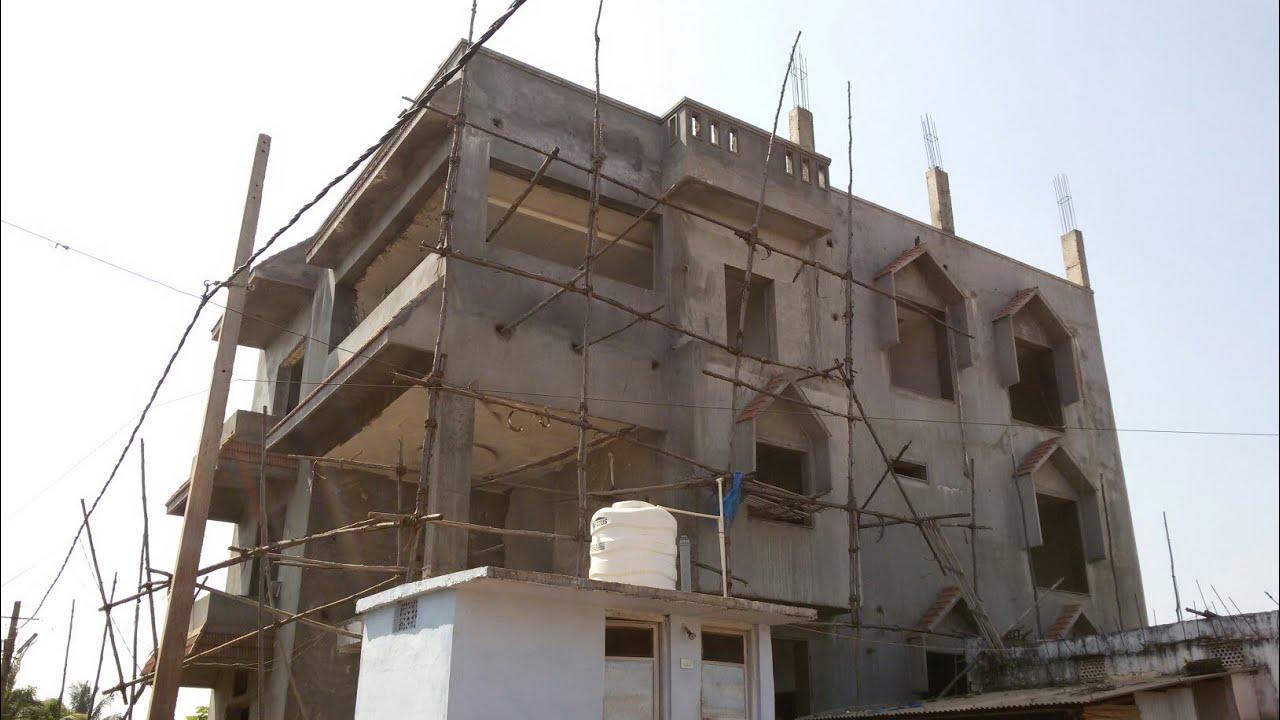 40 x 60 32 54 east face house plan map naksha youtube for Naksha for house making