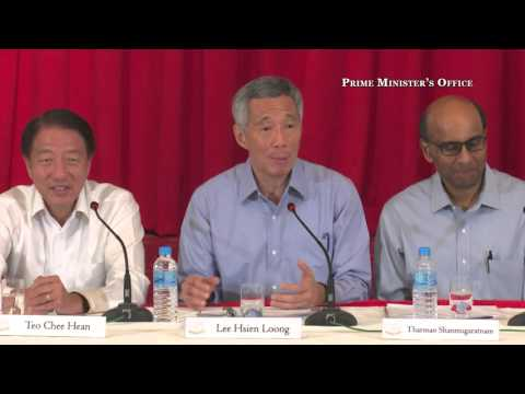 Q6: PM Lee, Ng Chee Meng & Ong Ye Kung on the new roles in MOE