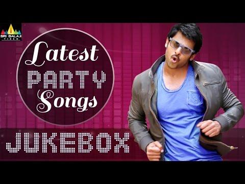 Latest Party Songs Jukebox   Telugu Video Songs Back to Back  Sri Balaji Video