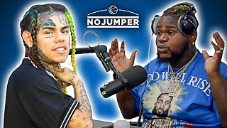 Fatboy SSE Gives His Opinion On 6ix9ine Snitching on His Gang