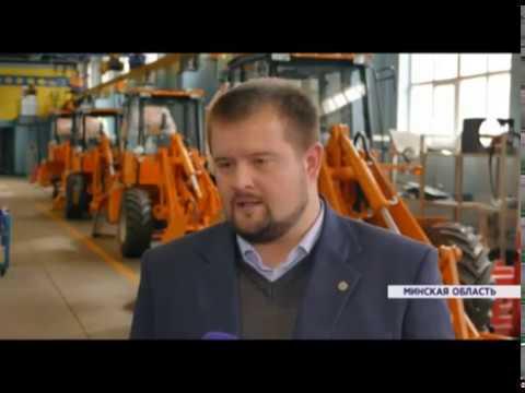 Сюжет телеканала Енисей о производстве техники АМКОДОР для лесной промышленности