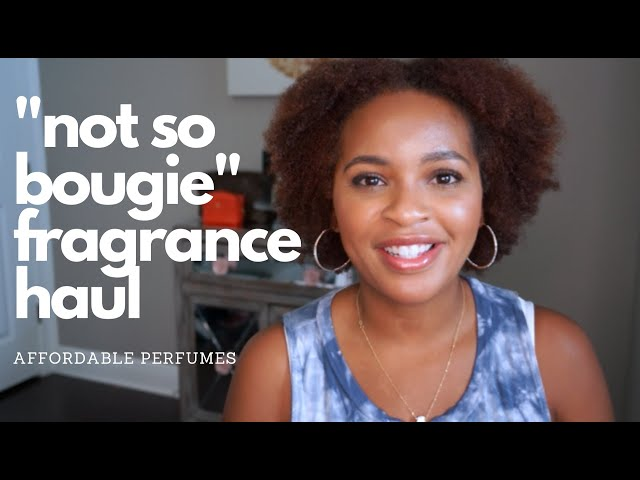 Affordable Fragrance Haul   Perfume Collection 2020   Birthday Perfume Haul Part 1