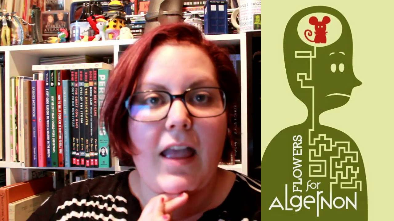 flowers for algernon book review rembooks  flowers for algernon book review rembooks 2016