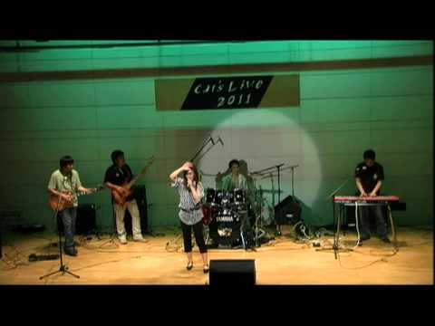 Cozmic Rose 2011Cat'sLive - Long Train Runnin'(cover)